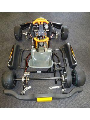 Gebraucht Chassis CRG Black Mirror 2020