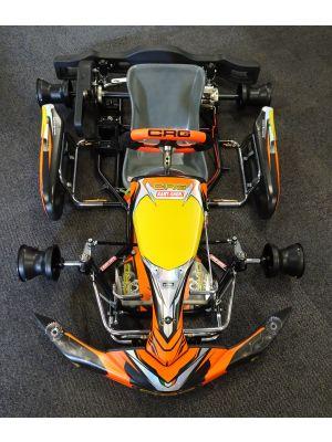 Gebraucht Chassis CRG Black Mirror CIK 2021
